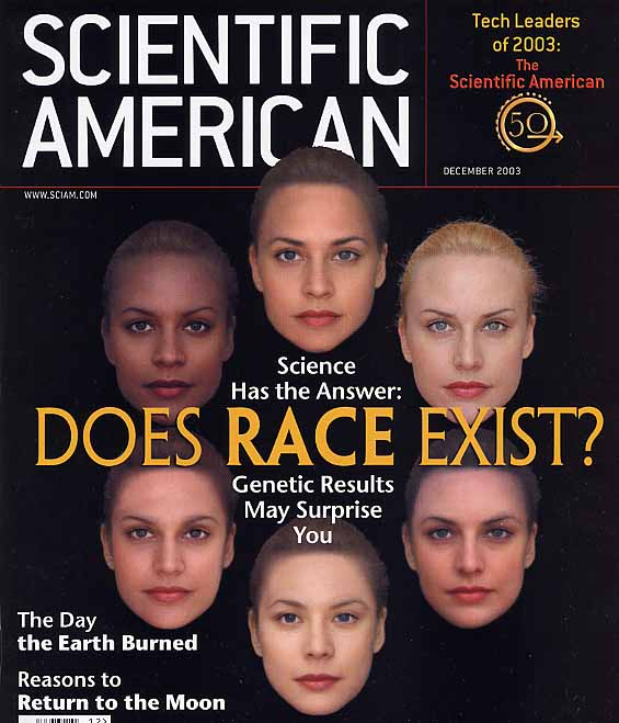 The Evidence for Racial Reality